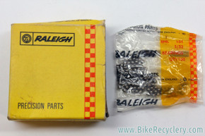 "NIB/NOS Raleigh 5/32"" Loose Bearings: RML 101 - Vintage 1960's 1970's (Pack of 100)"