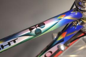 1995 NOS 51cm Colnago Master Light Art Decor! Campagnolo Racing T / Record 8-speed Rare Parts