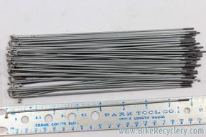 """NOS Schwinn Spokes: 7 7/8"""" x 0.8mm Straight Gauge - 20"""" For S2 & S7 Stingray (Lot of 62)"""
