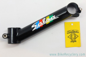 "NOS Salsa DIRT DROP High Rise Threadless Stem: 1 1/8"" - 150mm x 25.4mm"