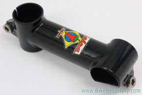 "NOS Salsa Threadless Road Stem: 90mm x 26.0mm - 1"" - Zero Rise - Pepper Decal"
