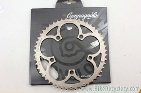 Campagnolo Record 10-Speed Compact Outer Chainring: 50t - FC-RE250 (NEW)