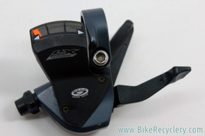 Shimano Deore LX ST-M570 Shifter Pod: Left/Front - 3x9 Speed (Near Mint)