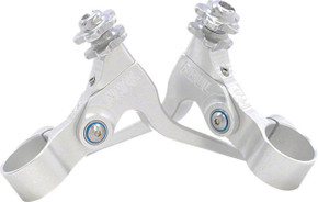 Paul Component Canti Levers: Silver - Cantilever - Front/Rear Pair (NEW)
