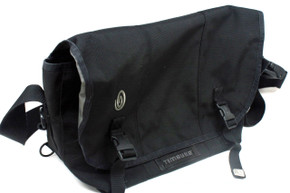 Timbuk2 Classic Commuter Messenger Bag: L / XL Deep - Black (Used)