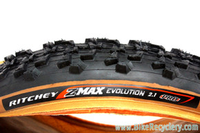 "NOS Ritchey Z-Max SKINWALL Pro Evolution Tires: 26 x 2.1"" - 1990's Repop (PAIR)"