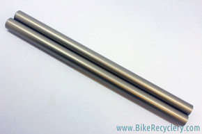 NOS Rockshox Boxxer Stanchions: 32mm Taperwall - 1999 to 2001 (pair)