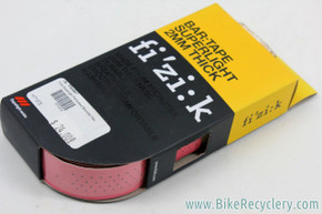 Fizik Superlight 2mm Microtex Bar Tape: Pink