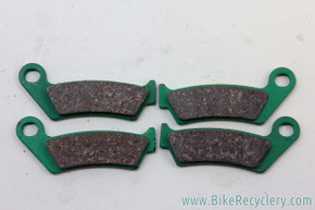 NOS Vintage Rockshox / AMP Research Disc Brake Pads (set of 4)