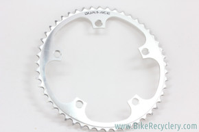 "Shimano Dura Ace 7710 NJS Track Chainring: 50t x 144mm - 1/8"" (EXC+)"