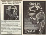 SkidLid advertisement