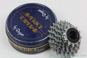 Regina Extra Syncro  Freewheel: 8 Speed - 12-23t (take-off)