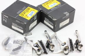 NIB/NOS Shimano Deore XT BR-M739 V-brake Set: Front/Rear - All Hardware