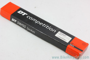 DT Swiss Competition 2.0/1.8 x 274mm Black Spokes Box of 72