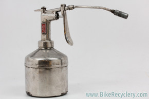 Antique Aro Grease Gun / Can: Model 640042 - Steampunk - Americana