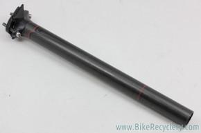 Pivot Phoenix Team Carbon Seatpost: 30.9mm x 360mm - Zero Offset - Black (New Take-Off)