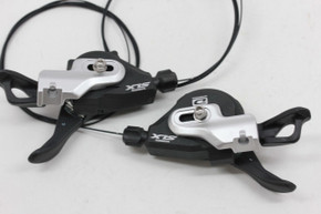Shimano SLX B I-Spec SL-M670 10-Speed Rapidfire Shifters: 3x10 (near mint)