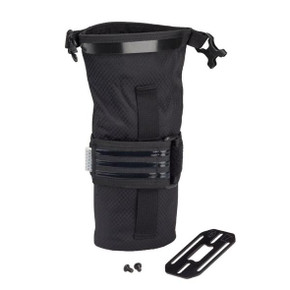 Wolftooth B-Rad Roll-Top Bikepacking Bag: 1.1L - Strap & Bolt On Mount - Black (NEW)