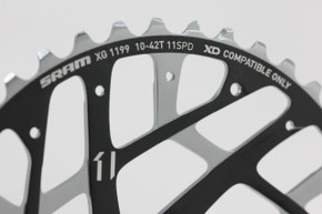 SRAM XX1 XG 1199 Cassette 42t Replacement Large Cog: Fits XO1 & XX1 11s (NEW)