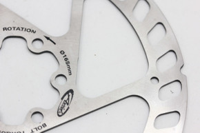 Avid 165mm Disc Brake Rotor: 6 Bolt (NEW)