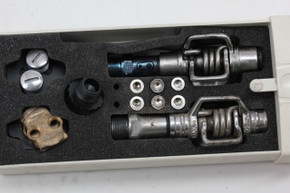 Crank Brothers Eggbeater Pedals Cleats & Spare Parts: Fancy box - Pedals need rebuild