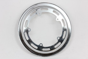 NOS Nervar Star / Sport Chainring Guard: 128mm 5-Bolt - 52t - Chrome