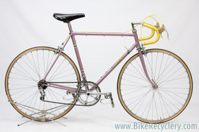 Colnago Super Road Bike: Early 1970's - ORIGINAL - 55cm - Pantograph - FULL Nuovo Record - L' Eroica Ready