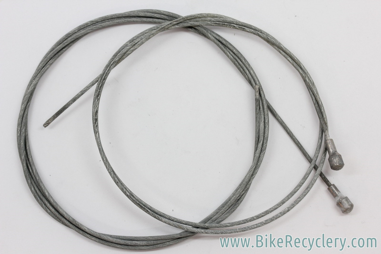 Vintage Campagnolo Front And Rear Brake Cable With Housing NOS