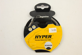 Jagwire Hyper Campagnolo Brake Cable: Stainless