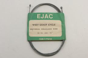 NOS/NIB EJAC Universal Derailleur Cable: Standard & French Disc End