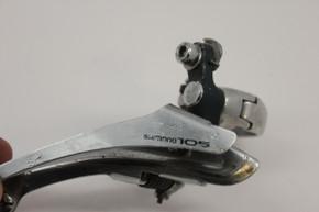 Shimano 105 FD-1050 Front Derailleur: 28.6mm Clamp