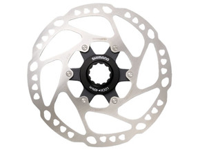 Shimano SLX 180mm Centerlock Rotor: SM-RT64 w/ Lockring (NEW)