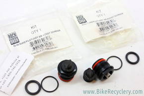 NIB/NOS Rockshox Judy / Duke / Pilot Air Assist Top Cap: Schrader Valve - 2002-2003