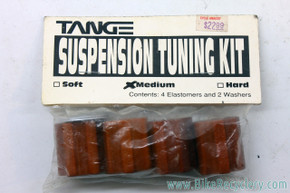 NIB/NOS Tange Strut Elastomer Set: Medium Firmness (brown)