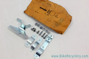 NIB/NOS Vintage Chain Guard Mounting Hardware Set: Model 1259 / 258 - Wald