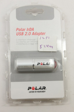 Polar IrDA USB 2.0 Adapter: (New)