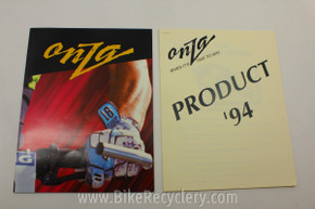 1994 ONZA Catalog & Flyers