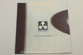 1990's Nuke Proof Racing Catalog