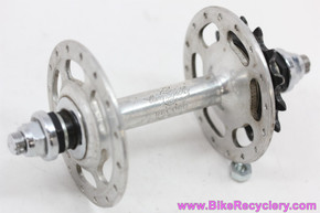 Campagnolo Nuovo Record Pista High Flange Rear Hub: 32H -1036/A - (EX+
