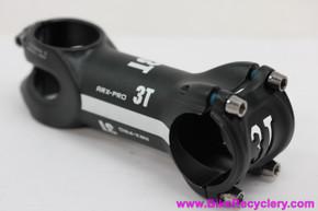 """3T ARX Pro Threadless Stem: 100mm x 31.8mm - 1 1/8"""" +/- 6D - 130g (New take-off))"""
