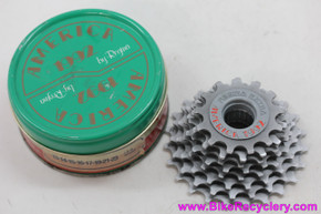NIB/NOS Regina Extra America 1992 SL Superleggera 8 Speed Freewheel: 13-23t - ALLOY (take-off)