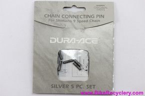Shimano Dura Ace 9-Speed Chain Connecting Pins: 5 Pack (NEW)