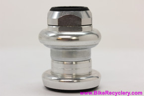 "FSA Duron X 1"" Threaded Headset: Silver w/ Rubber Seal - 105g (NEW)"