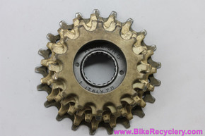 Regina Oro 6 Speed Freewheel: GOLD - 14-21t (Near Mint)