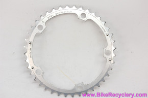 Campagnolo Triple Middle Chainring: 40t x 135mm - Racing T / Euclid (EXC)