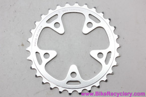 Campagnolo Triple Inner Chainring: 30t x 74mm - Record / Racing T / Euclid (EXC)