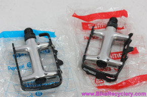 Shimano Deore XT PD-M735 Platform Pedals (BARELY USED, NM+)