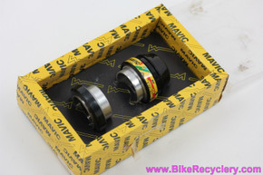 "NIB/NOS Mavic 317 Paris Gao Dakar Headset: 1 1/4"" Threaded - Black - Vintage 1990's"