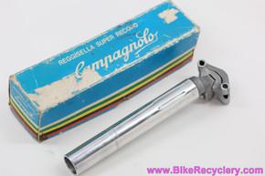 NIB/NOS Campagnolo Super Record Fluted Seatpost: 27.2mm - #4051/1