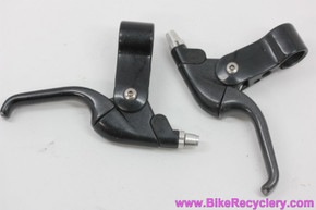 Campagnolo Centaur OR MTB Compact Cantilever Brake Levers: Graphite - Q05C-DX/SX (Near Mint)